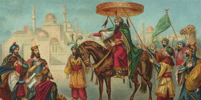 المجتمع الإسلامي في خلافتي الأمويين والعباسيين
