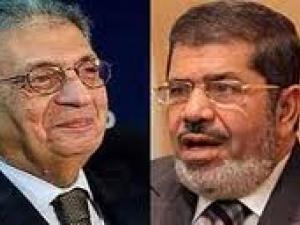 الرئاسة ترفض اقتراح عمرو موسى بتأجيل الانتخابات
